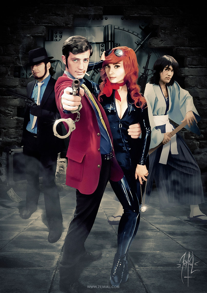 Lupin III - Ultime Cosplay