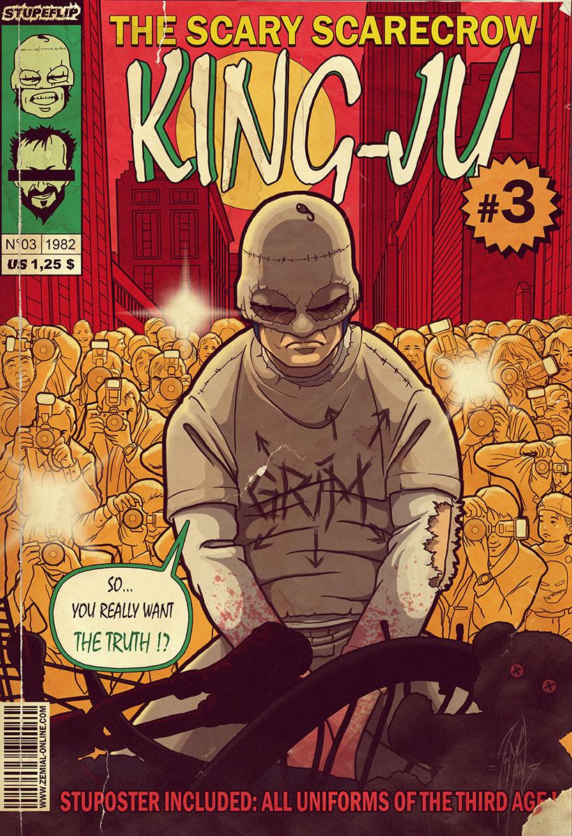 Stup Comics