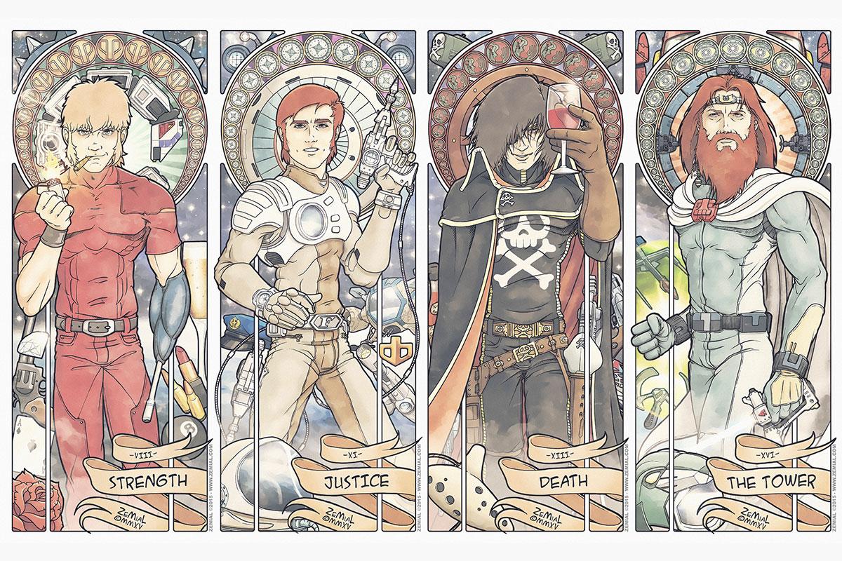The Shõnen Avengers