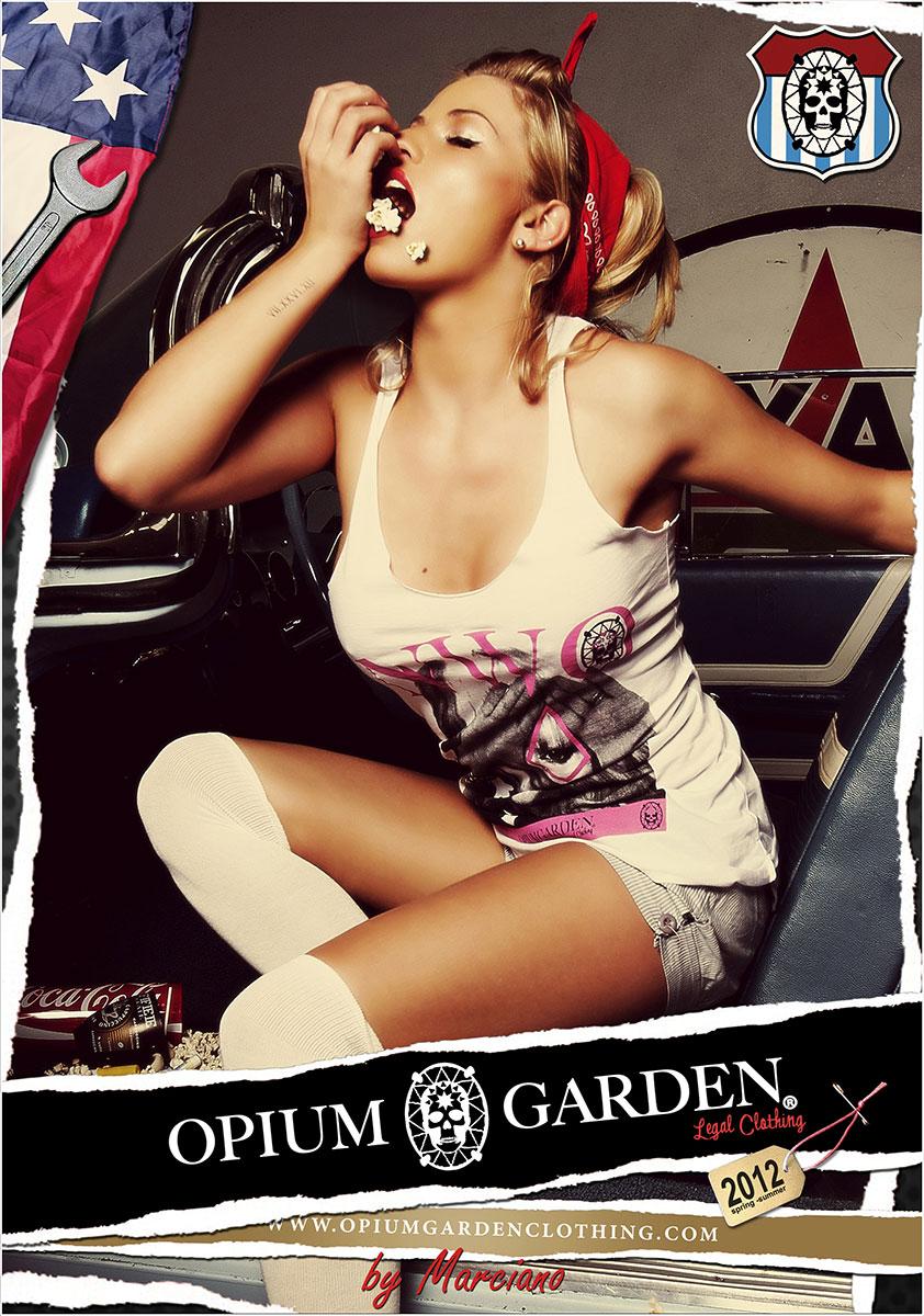 Campagne : Opium Garden (Summer 2012)