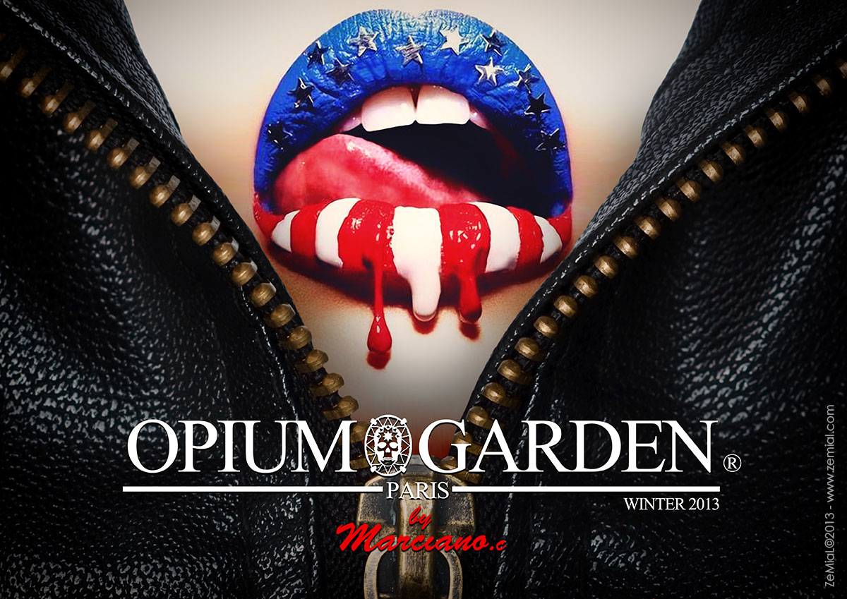 Catalogue : Opium Garden 2013