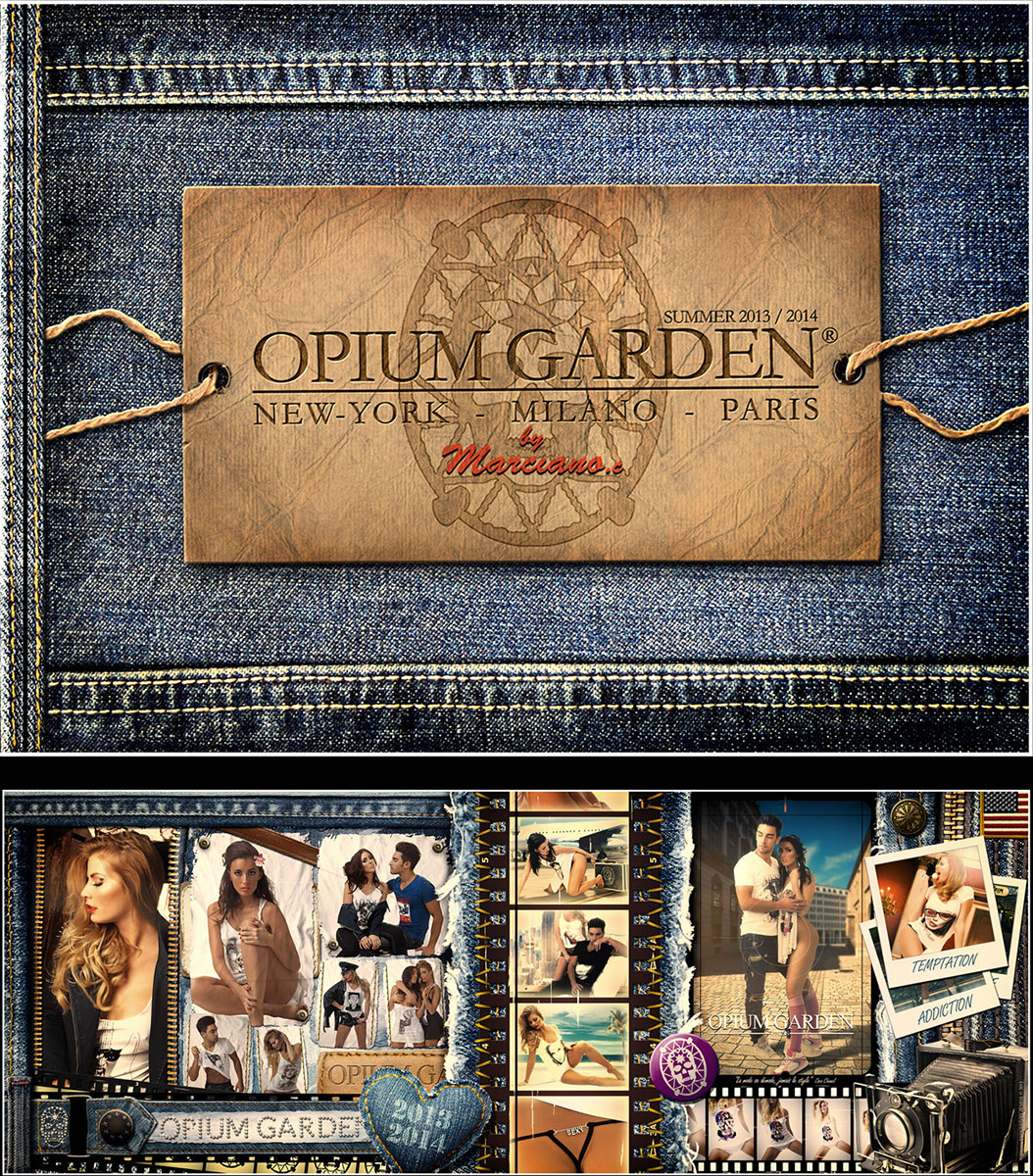 Catalogue : OpiumGarden (Summer 2014)